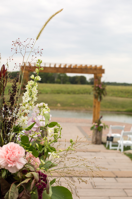 Beautiful Wedding Venue at The Barn in Burlington Iowa ...