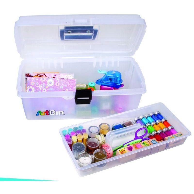 Artbin Lift Out Tray Storage Box Hobbycraft Beautiful Things