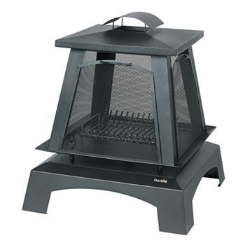 Char Broil Trentino Outdoor Fireplace Outdoor Fireplace Wood Fireplace Outdoor Fire Pit