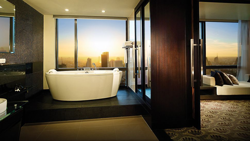 keeping on the theme of amazing bathtub views... | Dream Home ...