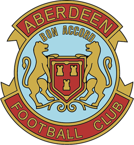 Pin By Aberdeen Fc Fanapp On General Football Team Logos Logos Aberdeen Football