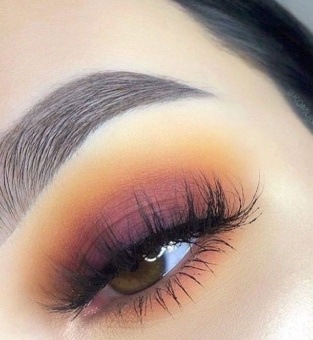 35 Ideas On Simple Eye Makeup For Women All Age -   9 makeup Goals simple