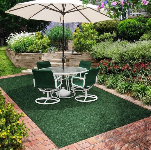 Indoor Or Outdoor Carpet Flooring With Rubber Marine