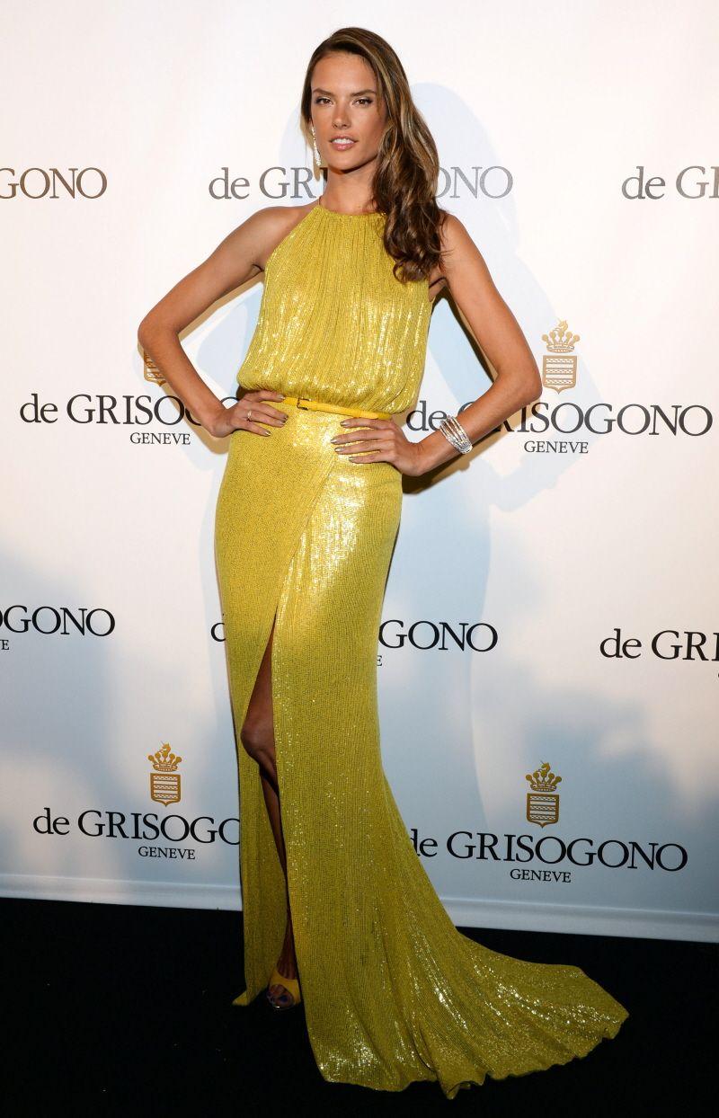 Yellow Dress Glamorous Dresses Women S Fashion Dresses Glamour Fashion [ 1244 x 800 Pixel ]