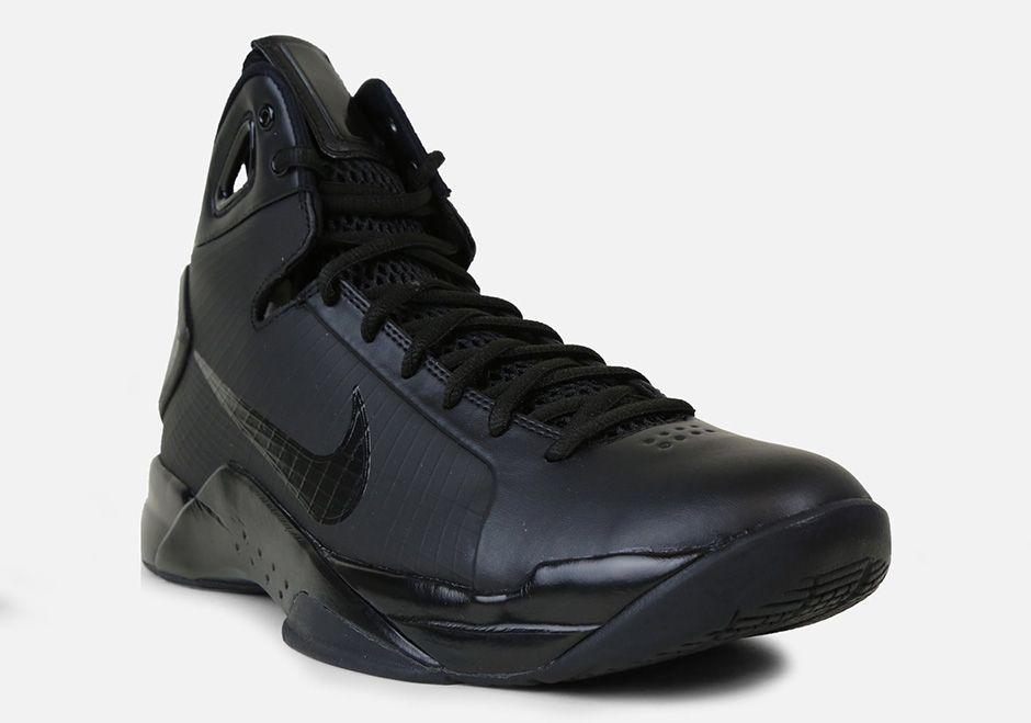 """The Nike Hyperdunk """"Triple Black"""" Is"""