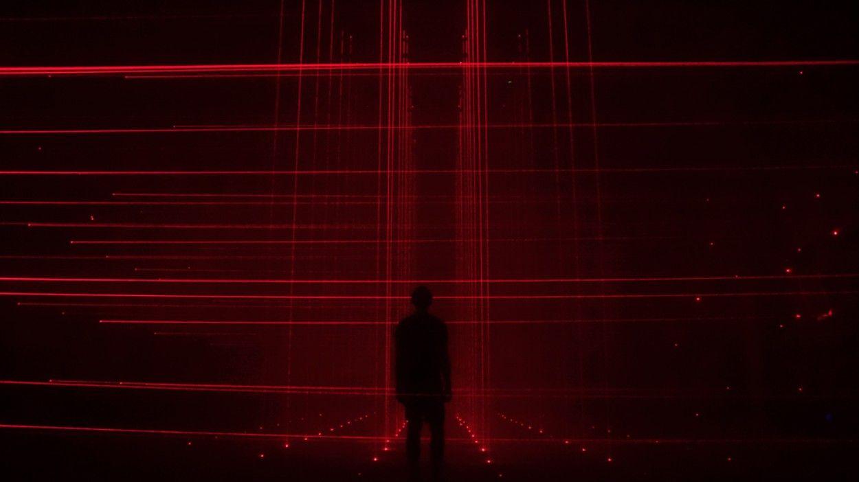 260-Laser Light Art Installation Hits Houston #lightartinstallation