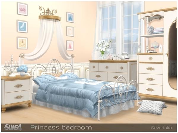 Severinka_'s Princess Bedroom in 2020 Princess bedroom