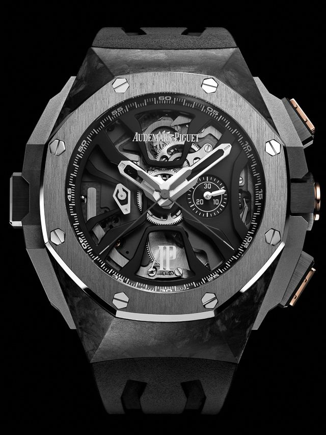 Michael Schumacher's Last Mechanical Legacy May Be This $229,500 Audemars Piguet Watch #sportswatches
