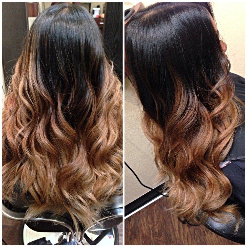 Lavish Salon Westminster, CA Yelp Ombre hair, Hair