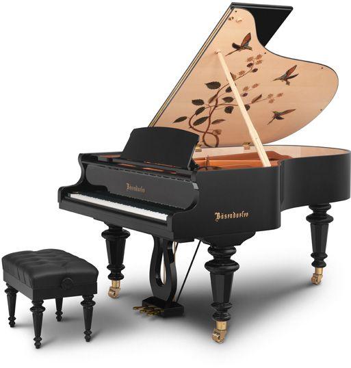 Boesendorfer Is An Austrian Piano Manufacturer Austria