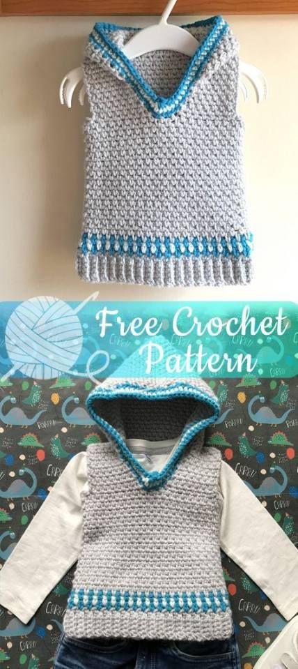47  Ideas Crochet Baby Poncho Free Pattern Mom #babyponcho