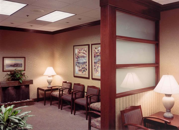 CLIENT: The Plastic Surgery Center LOCATION: Roseville, CA PROJECT SCOPE Interior  Design And