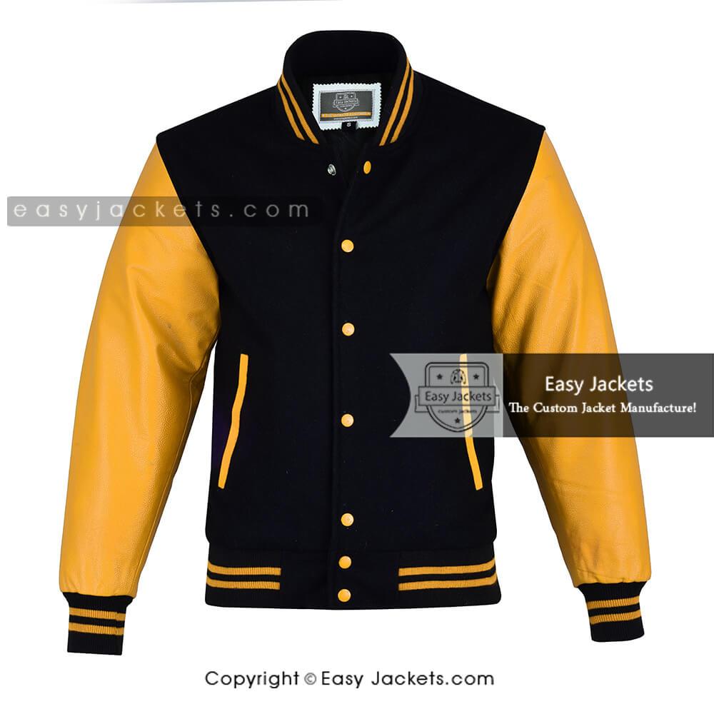 Home Easy Jackets Leather varsity jackets, Custom