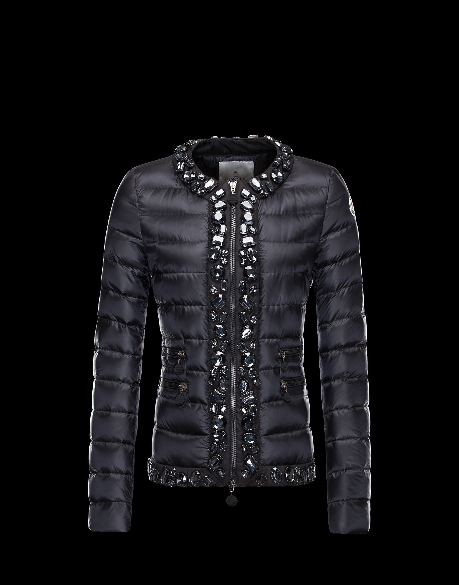 Moncler. Oh. My. Goodness. Let it be winter forever as