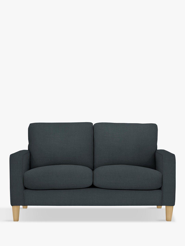 John Lewis Partners The Basics Jackson Small 2 Seater Sofa Grey Sofa Seater Sofa 2 Seater Sofa
