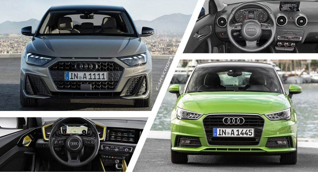 How Does The New Audi A1 Stack Up Against Its Predecessor Audi