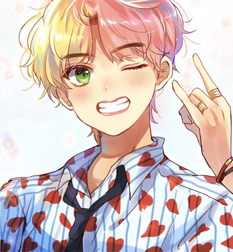 요데(よて) busy on animefantasy animehair animenaruto
