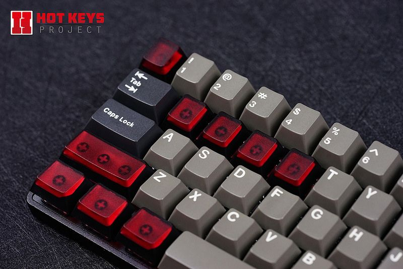 HKP - GMK ,DCS and Topre Blank keys Pre-order Sale Round 3 (Over)