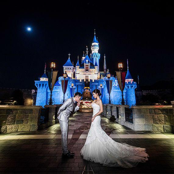 location spotlight hong kong disneyland disney weddings