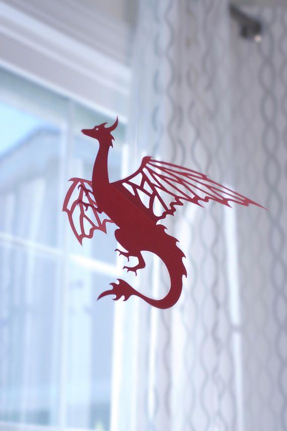 Download DIY Hanging Oryx Dragon Digital SVG Files   Digital svg ...