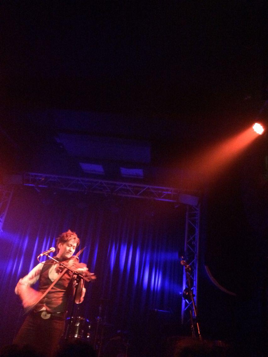 Kishi Bashi live @ the Thekla in Bristol, Thursday 16th October 2014