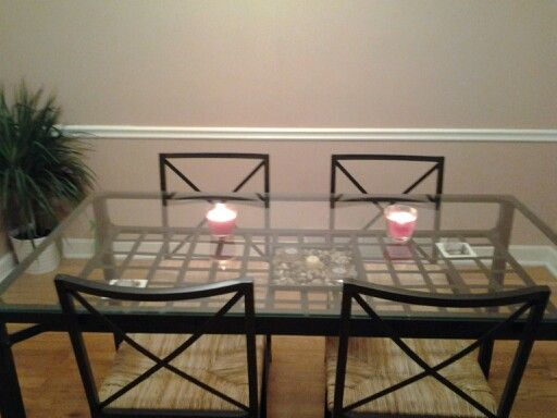 Living Room Table Ikea Granas Table With A Little Decor Living