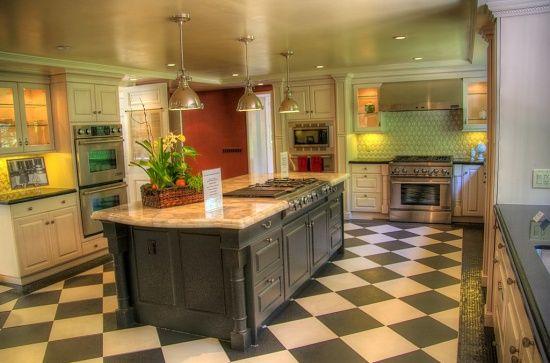 Boddy House kitchen at Descanso Gardensbest kitchen ever