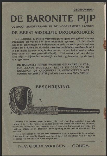 Gouda - Antiguo catalogo