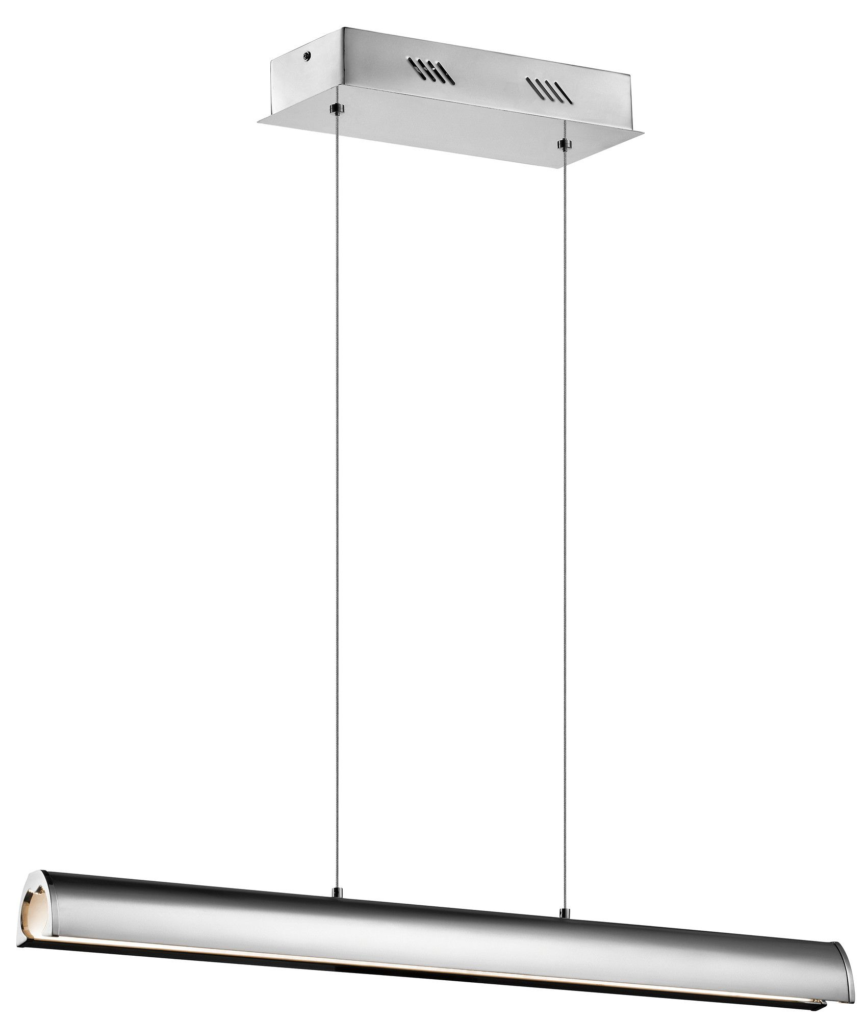 Krizia 1 LED Integrated Bulb Kitchen Island Pendant