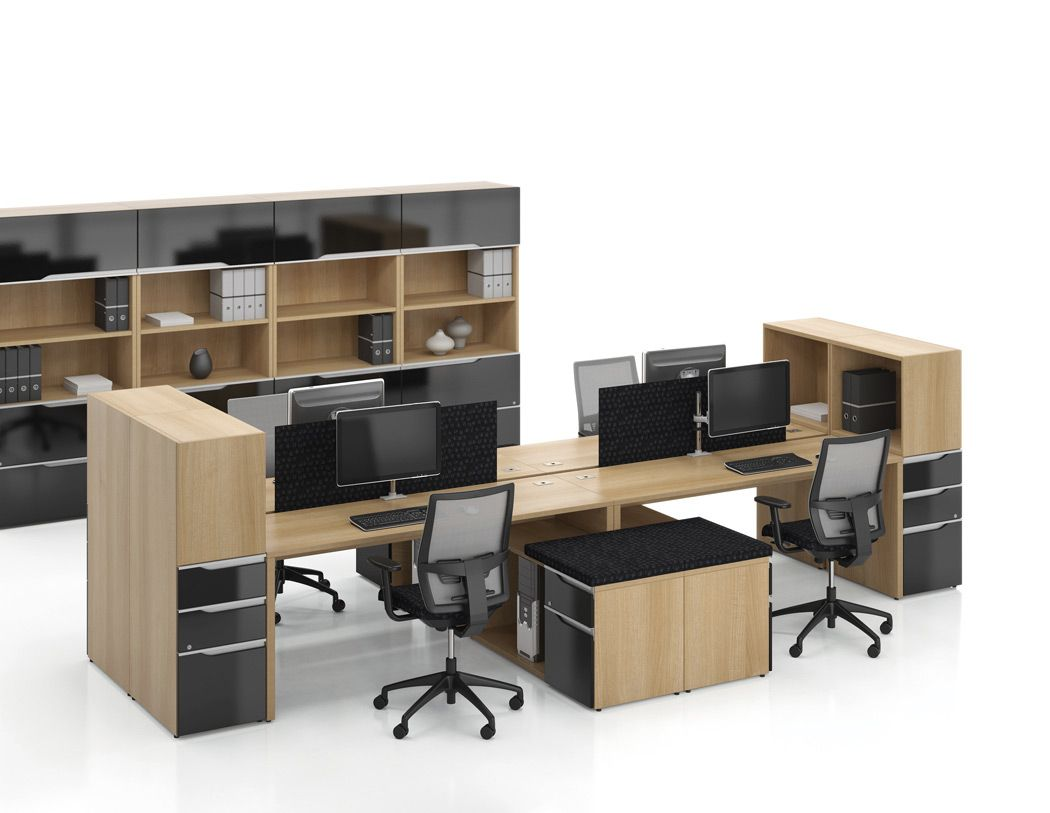 New Workstations And Inventory At Aoi