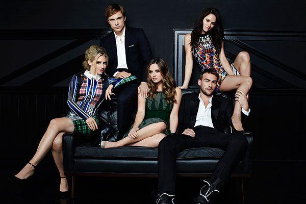 exclusive  meet the cast of  u0026 39 the royals u0026 39   aka every  u0026 39 gossip girl u0026 39  fan u0026 39 s dream come true