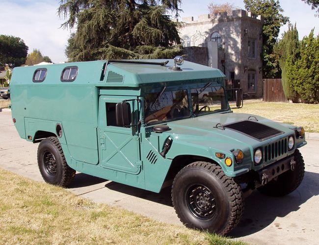 Ambulance Body With Custom Windows Автомобили Дом на колесах