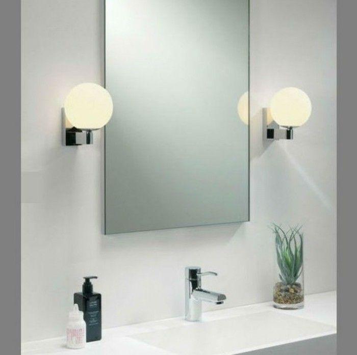 comment choisir le luminaire pour salle de bain nos propositions en 58 photos - Applique Murale Salle De Bain Design