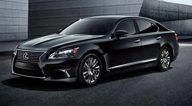 Best Hybrids Of 2017 Lexus Ls Hybrid Electric Car Ing Guide