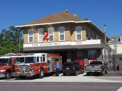 Jacksonville Fire And Rescue Department Station 2 Jacksonville