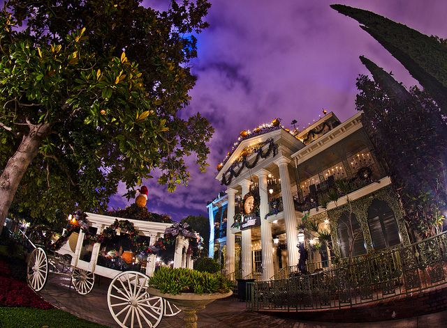 Haunted Mansion Holiday - When Two Holidays Collide Haunted