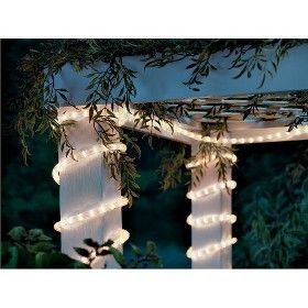 15ft clear rope light room essentials rope lighting lights target mobile site home rope string lights clear aloadofball Choice Image