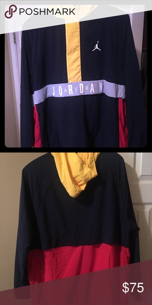 c544e4f29534aa Men s Jordan Pullover Brand New Size 2XL Jordan Jackets   Coats