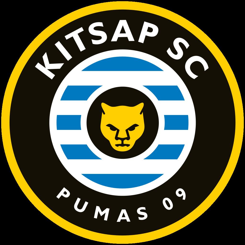 Kitsap Pumas Soccer logo, Pumas, Logos