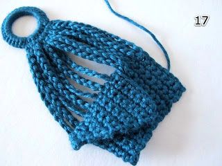 Crochet Miser Bag Pattern : Wind Rose Fiber Studio: Tasseled Misers Purse ~ Crochet ...