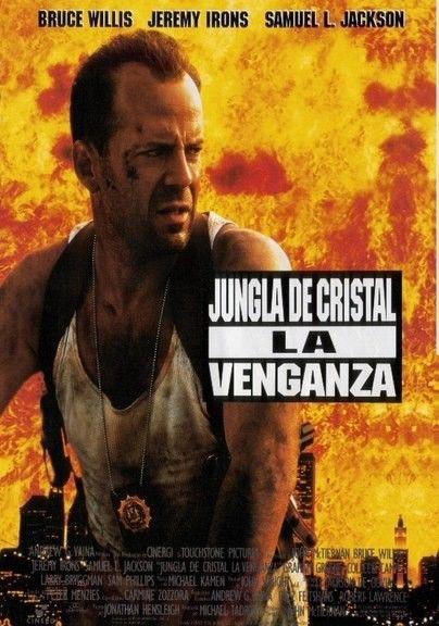 """Un hombre que se llama a sí mismo """"Simon"""" inicia una oleada de terror por las calles de Nueva York. Hará detonar una serie de bombas por la ciudad a menos que el agente John McClane acc…"""