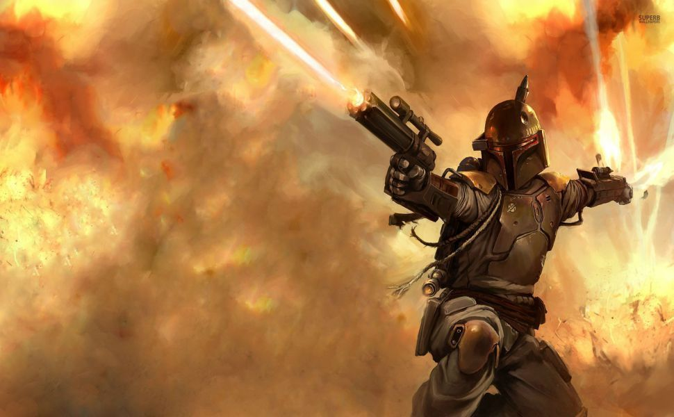 Shared By Star Wars Wallpapers Boba Fett HD Wallpaper
