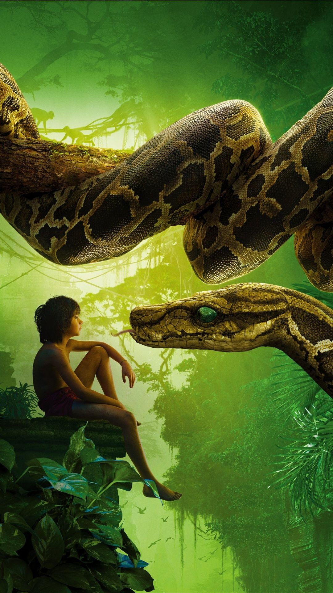 Jungle Book HD Wallpapers For iPhone