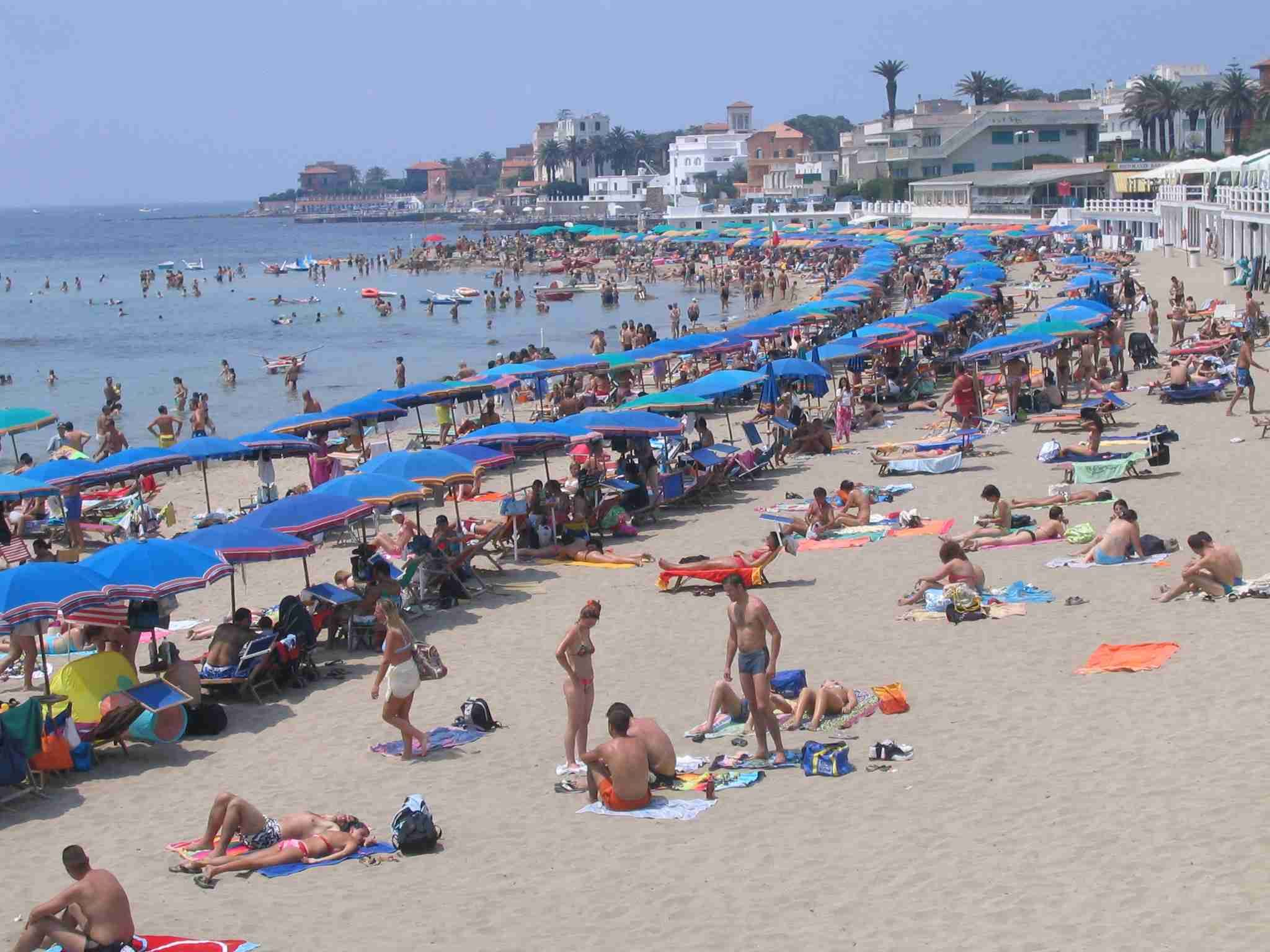 Santa Marinella Italy Oh The Water The Beaches The Boardwalks