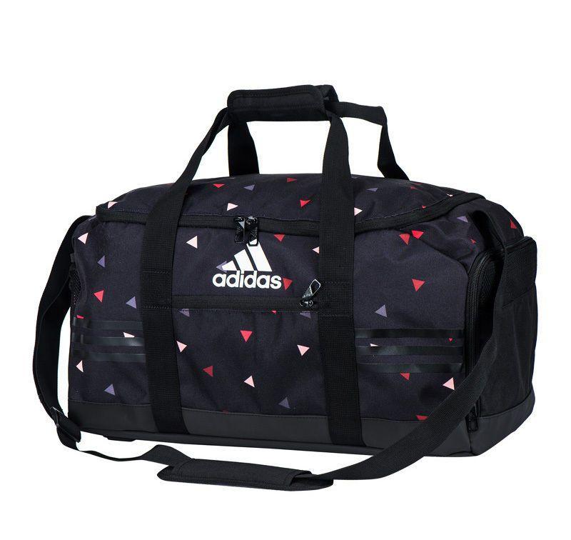 Adidas 3 Stripes Essentials Team Bag Women S Small S99646 Duffle Bag Sports Yoga Adidas Dufflegymbag Small Duffle Bag Team Bags Duffle Bag