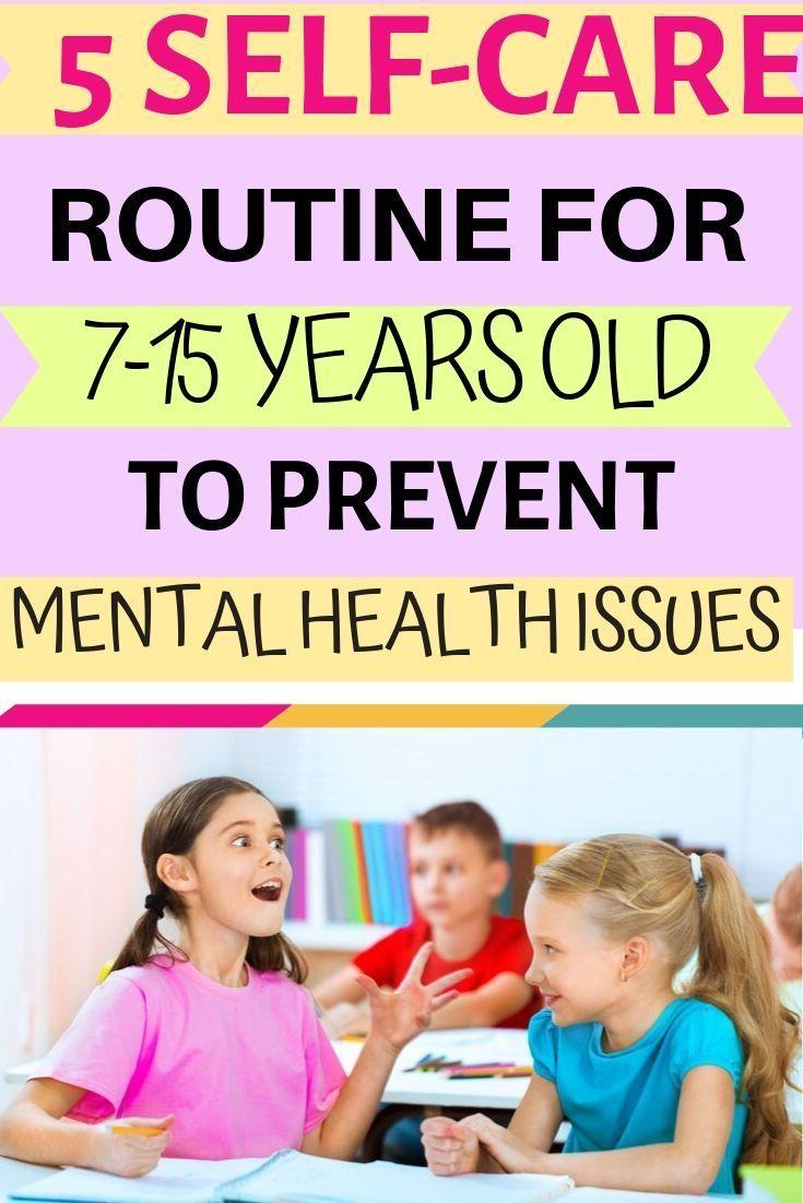 Selbstpflege für Kinder   – General