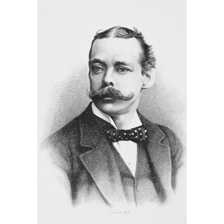 Lord Randolph Henry Spencer Churchill 1849 To 1895 British Statesman