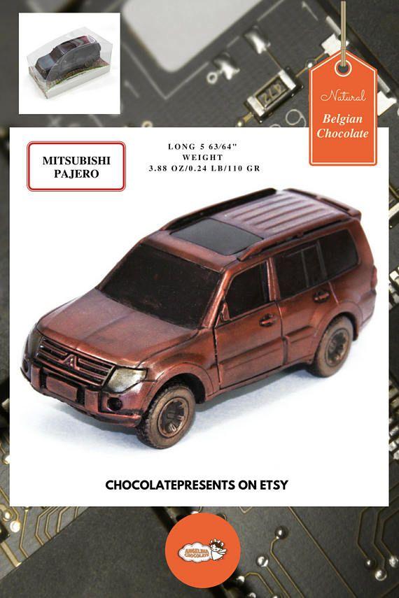 #MITSUBISHI #PAJERO #Chocolate #Japanesecar off-road vehicles