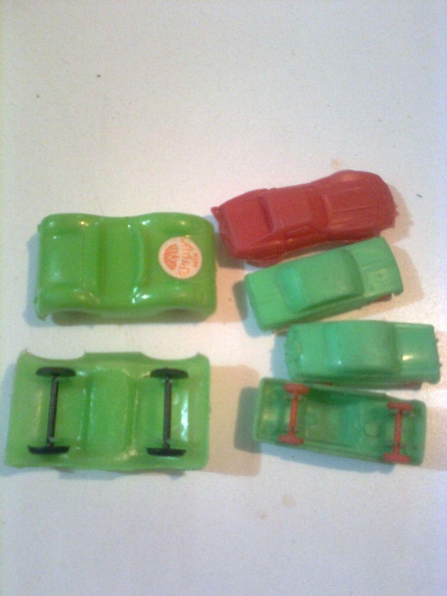 carritos de plástico