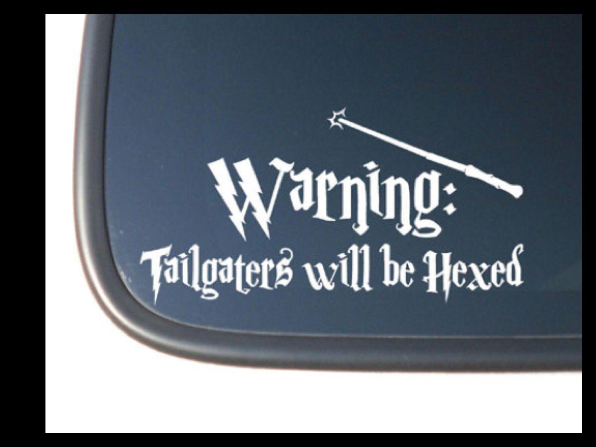Harry Potter Harry Potter Car Harry Potter Decal Harry Potter [ 900 x 1200 Pixel ]